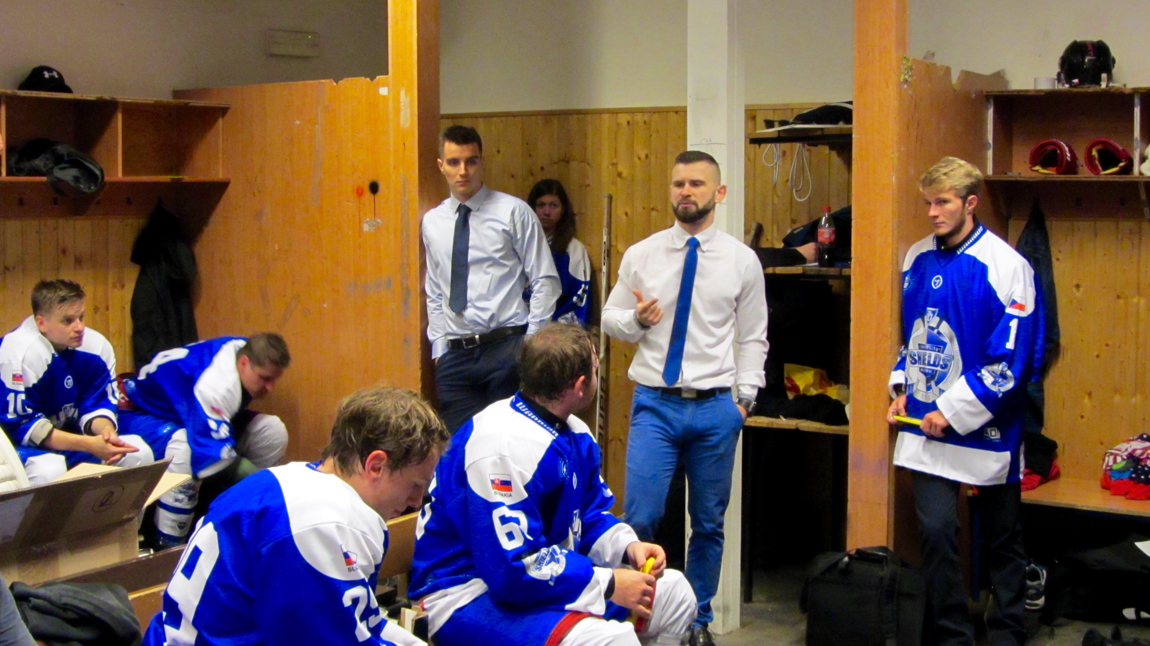 Zájem o Shields byl velký. Vybrat hráče bylo těžké, říká před startem EUHL trenér Radim Zbránek